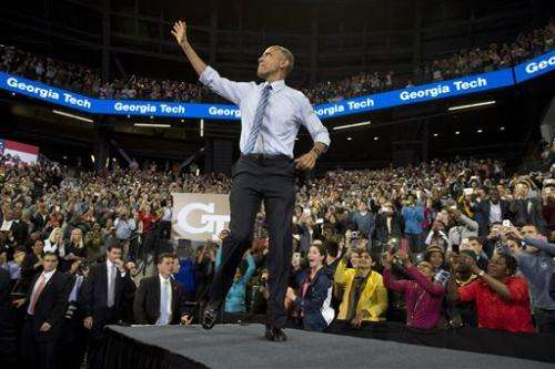 Obama calls for more rights for struggling student borrowers