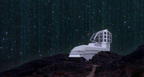 Scientists prepare for Large Synoptic Survey Telescope