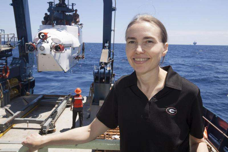 UGA researcher calls for more natural baseline data collection in world's oceans