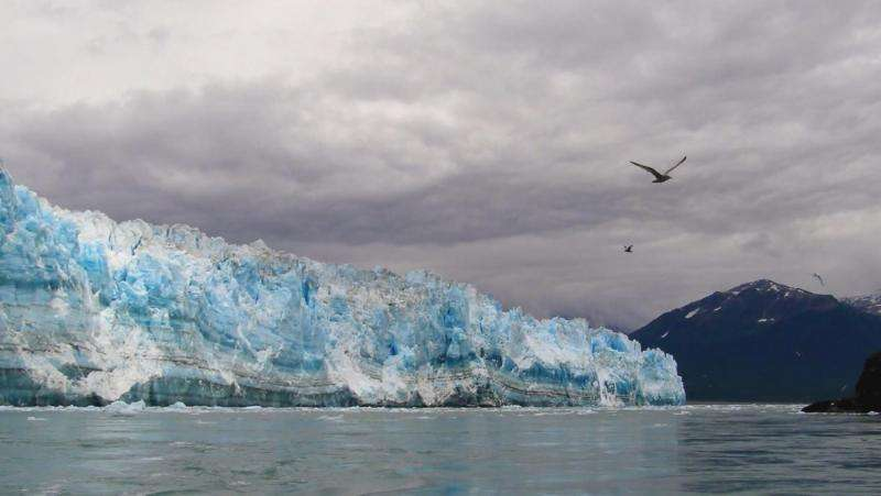 Climate change is moving mountains, research says