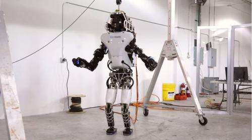 DARPA to Atlas contest hopefuls: Time to cut the cord