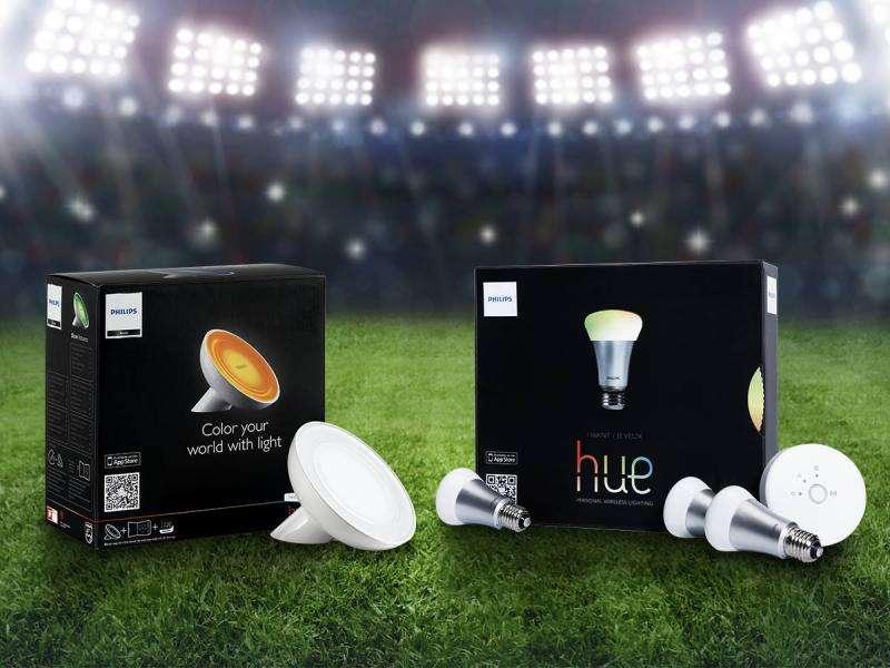 Philips Hue and Apple's HomeKit to be house mates