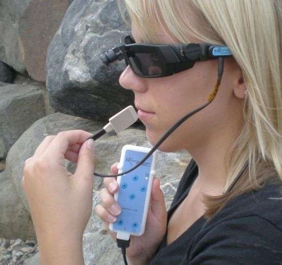 FDA allows marketing of vision aid via tongue for blind