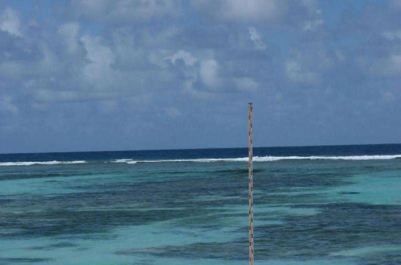 Global sea levels have risen 6 meters or more with just slight global warming