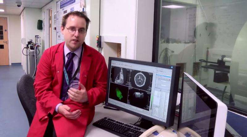 MRI scanners can steer tumor busting viruses to specific target sites within the body