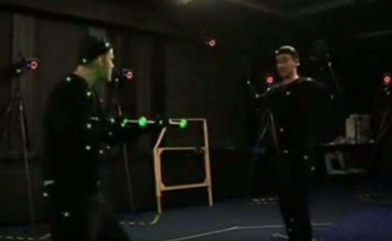 Animators turn to motion capture tech for better results
