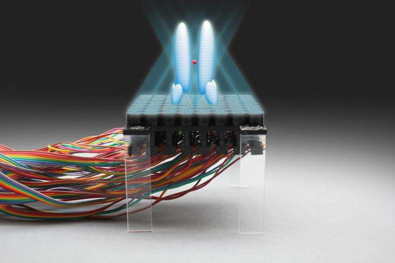 From science fiction to reality -- sonic tractor beam invented