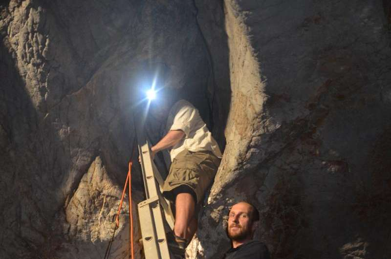 Delving deep into caves can teach us about climate past and present