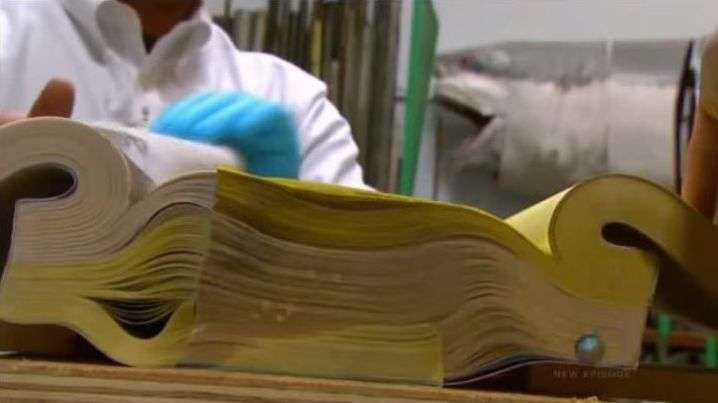 Researchers explain why it's nearly impossible to separate two interleaved phonebooks