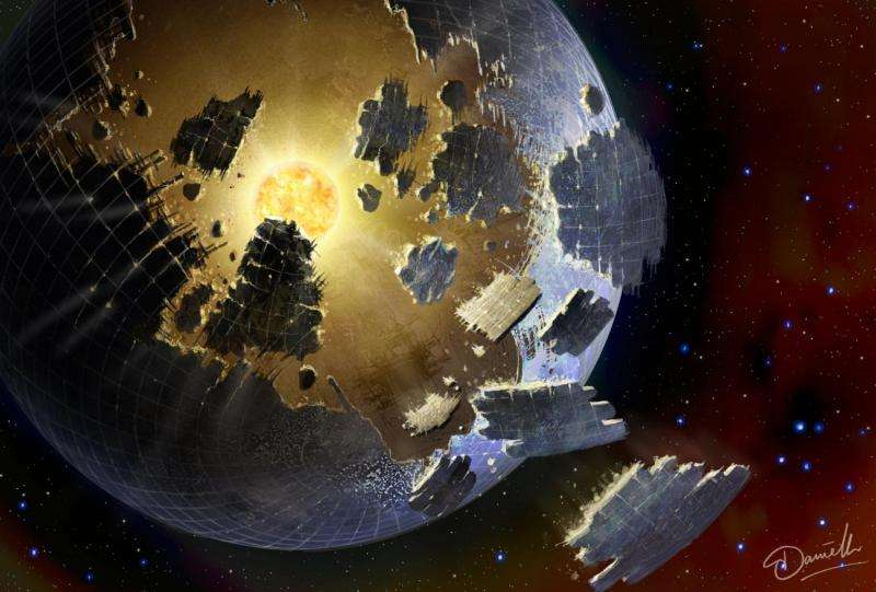 No extraterrestrial laser pulses detected from KIC 8462852, SETI reports