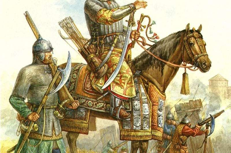 Archaeologists unearth military arsenal from the era of Ivan the Terrible