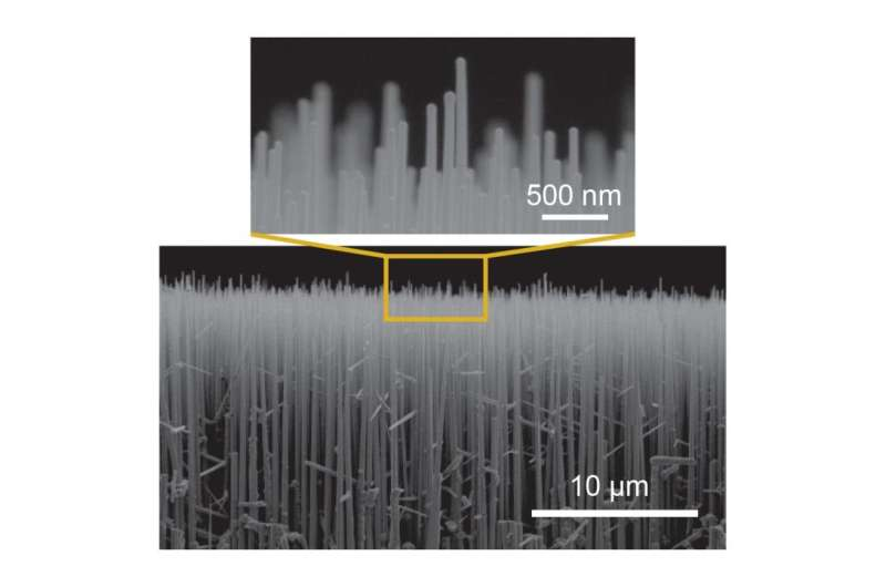 Scientists discover that a single layer of tiny diamonds increases electron emission 13,000-fold