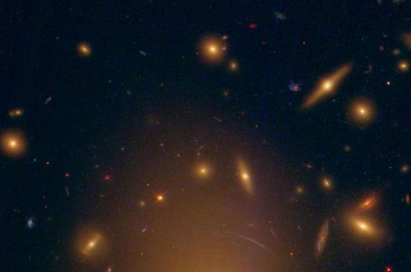 Potential signs of 'interacting' dark matter suggest it is not completely dark after all