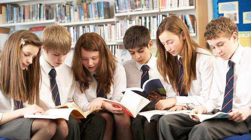 Study explores secondary school admissions
