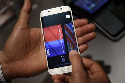 Q&A: A look at Samsung Pay, other mobile payments