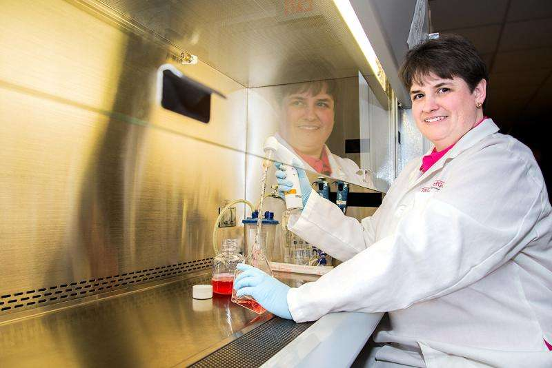 Researchers identify essential component of antiviral defense