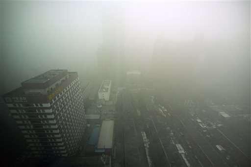 Beijing air pollution reaches hazardous levels (Update)