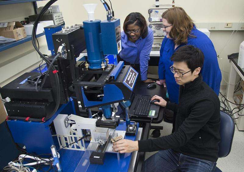Engineering a better 'do: Purdue researchers are learning how