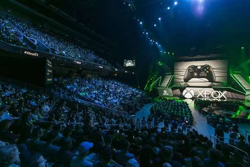 The Latest: Microsoft, Activision host E3 preview parties