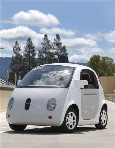 Latest self-driving Google car heading to public streets