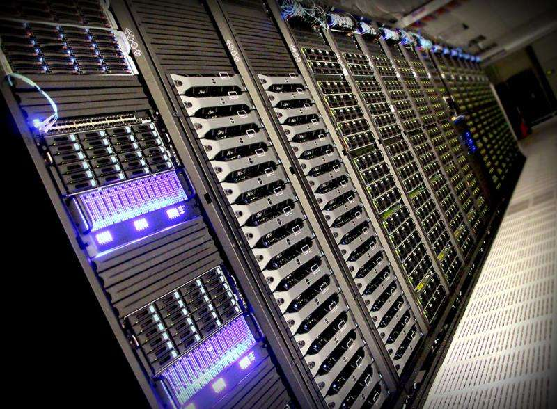 Supercomputer project to study solid-state drives under data-intensive workloads