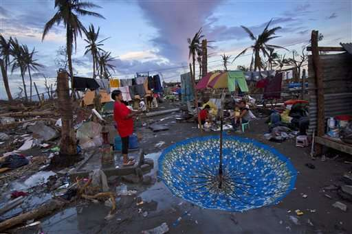ADB: Climate change makes poor poorer in Asia-Pacific