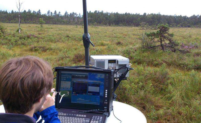 Advanced new camera can measure greenhouse gases