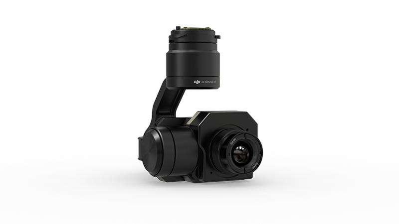 Aerial thermal imaging camera set for 2016 release