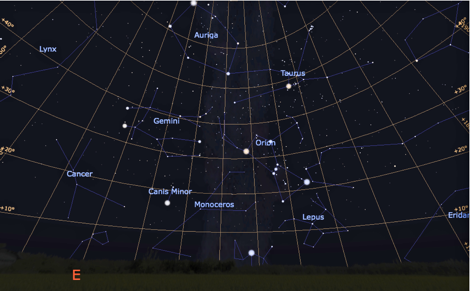 A good year to view the Geminid meteor shower