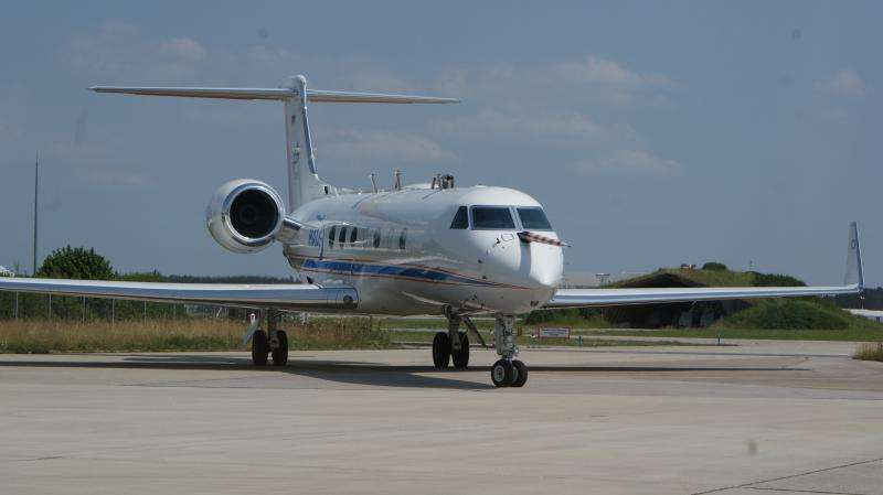 Aircraft mission to determine impacts on air quality and climate change
