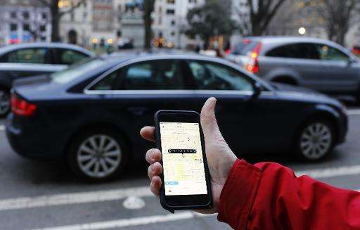 A judge barred Uber from operating in Sao Paulo, siding with the city's taxi drivers who complained that the popular ride-sharin