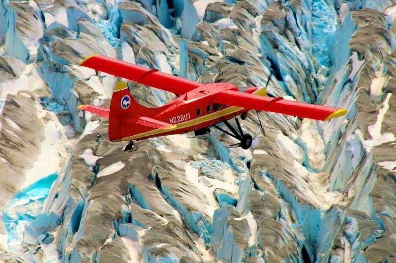 Alaska glaciers make large contributions to global sea level rise