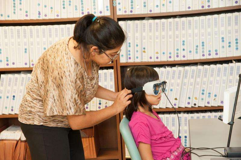 Amblyopia, not strabismus, identified as key contributor to slow reading in school-age children