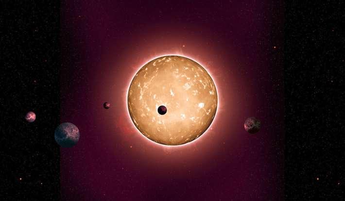 Ancient star raises prospects of intelligent life