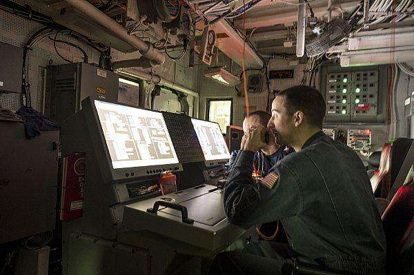 A new defense for Navy ships: Protection from cyber attacks