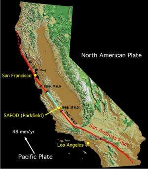 A new level of earthquake understanding