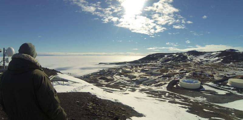Antarctica may hold the key to regulating mining in space
