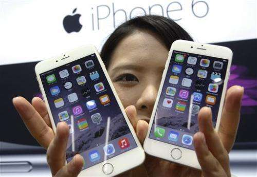 Apple, developers feasting on people's app-etite for apps
