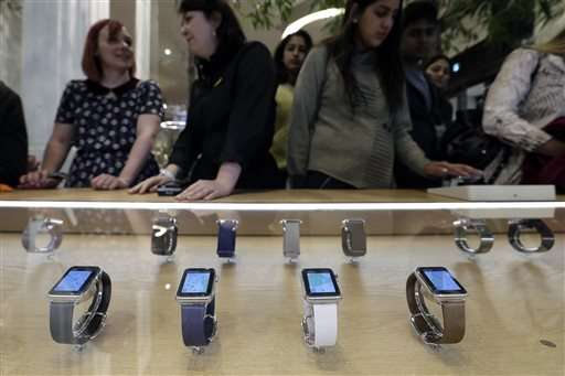 Apple Watch: Soon available for sale in stores
