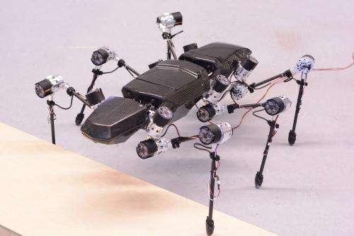 A robot prepared for self-awareness