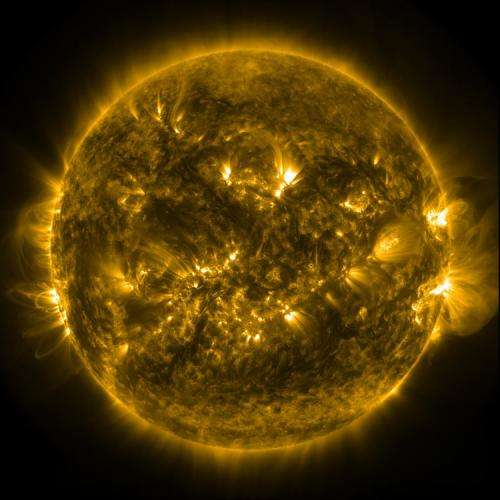 Artificial intelligence helps Stanford physicists predict dangerous solar flares