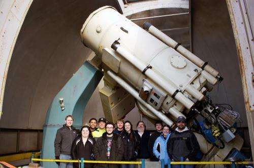 Astronomers breathe new life into venerable instrument