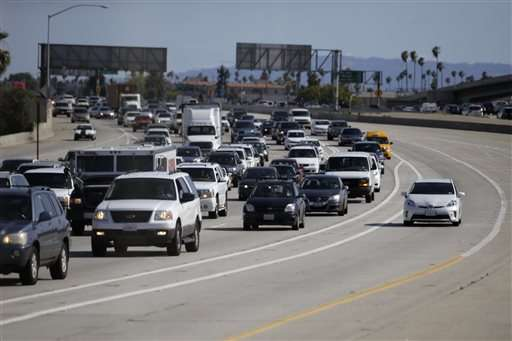 Avoiding future freeway congestion could come with a cost