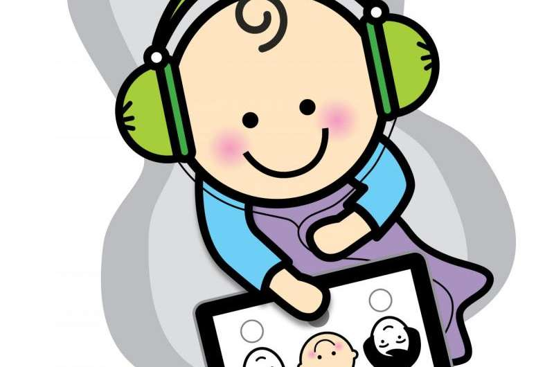 Baby talk: Babies prefer listening to their own kind