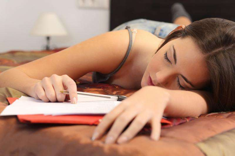 Bad sleep habits linked to higher self-control risks