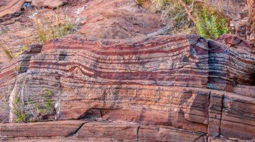 Banded ironstone formation theory challenges current thinking