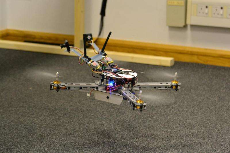 Bee brain simulation used to pilot a drone