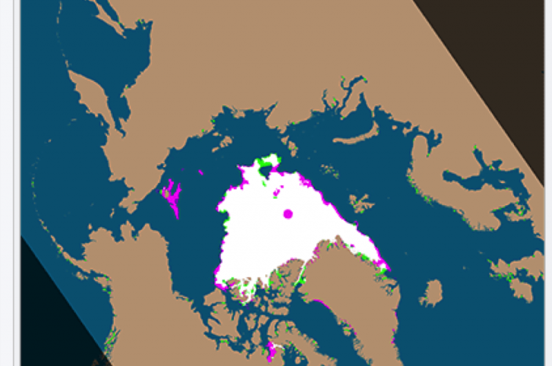 Better daily sea ice forecasts for the Arctic following CU-Boulder-led innovation