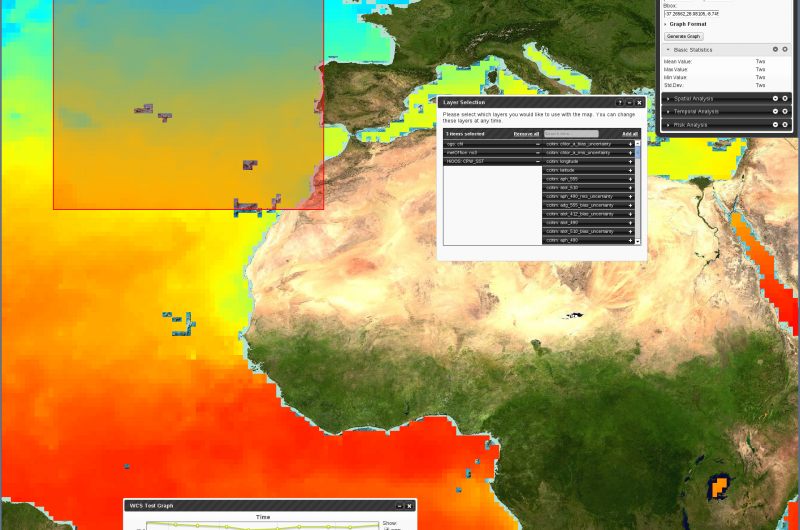 Big Earth data at your fingertips becomes a reality