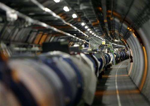 Bigger crashes promised in 2nd run of Large Hadron Collider